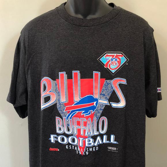 556c33e5f 1994 Buffalo Bills Football Shirt NFL Team Rare. M 5b20f9374ab63394230c0bfb